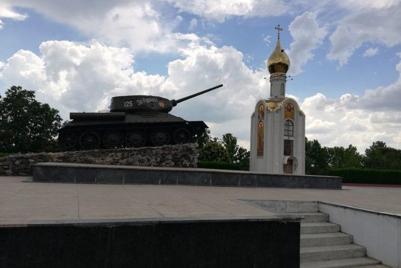 Transnistria: justkui kummaline jäänuk Nõukogude Liidust