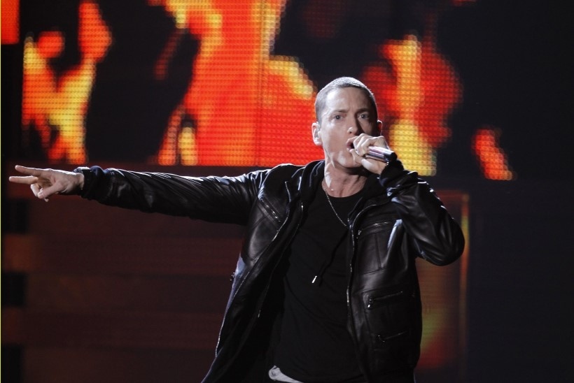 TEINE TASE | Kas Eminem on aegade parim räppar?