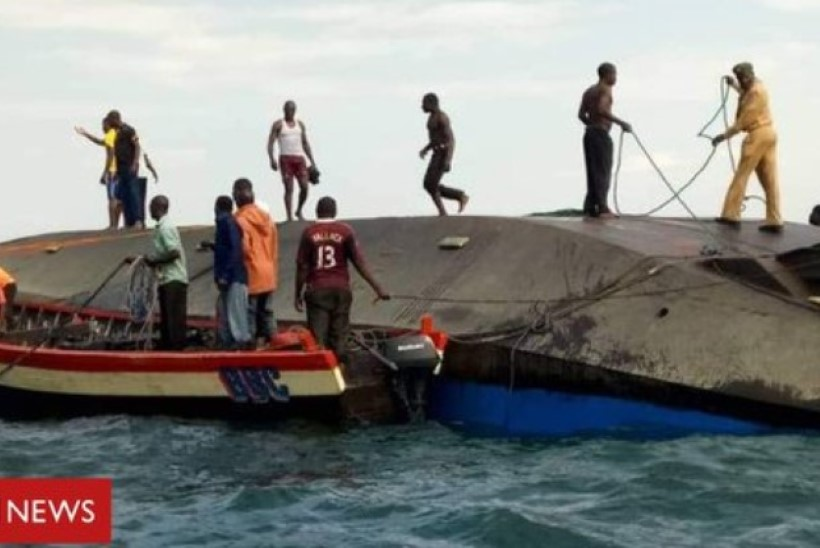 Mitusada inimest kadus Victoria järvel toimunud laevaõnnetuses