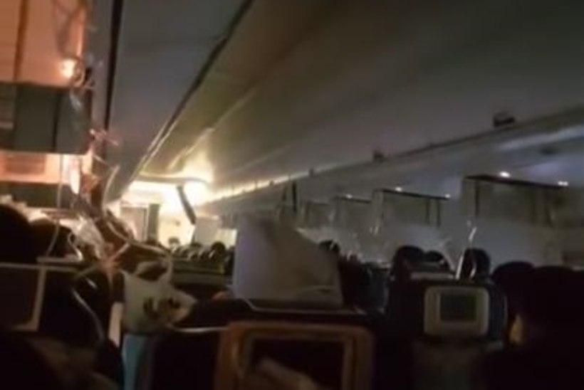 Pardatöötajate hooletuse tõttu tabas lennureisijaid nina- ja kõrvaverejooks