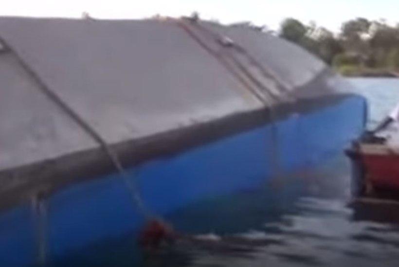 VIDEO | Tansaanias läks ümber parvlaev, ohvrite arv võib olla üle 200