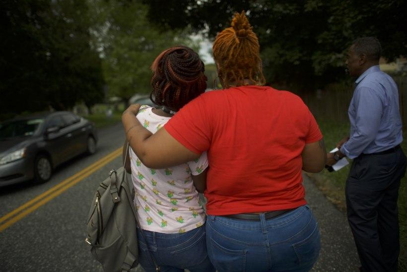 """""""Ju polnud tema päev siis..."""" Marylandis tulistas noor naine kolm töökaaslast surnuks"""