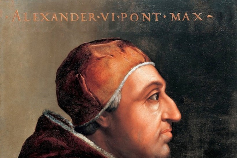 PERVERTPAAVSTID, osa 5: Aleksander VI oli üheksa ebaseaduslikku last