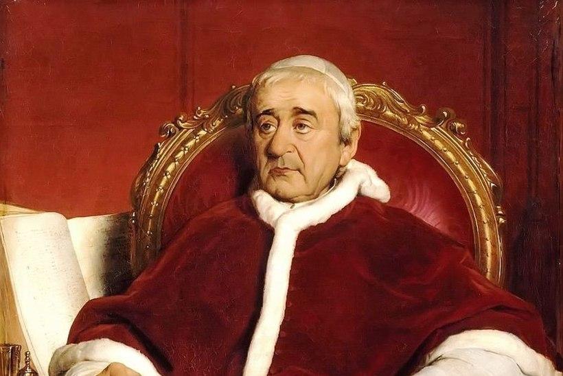 PERVERTPAAVSTID, osa 7: Gregorius XVI oli paadunud joodik, kes keelustas raudteed