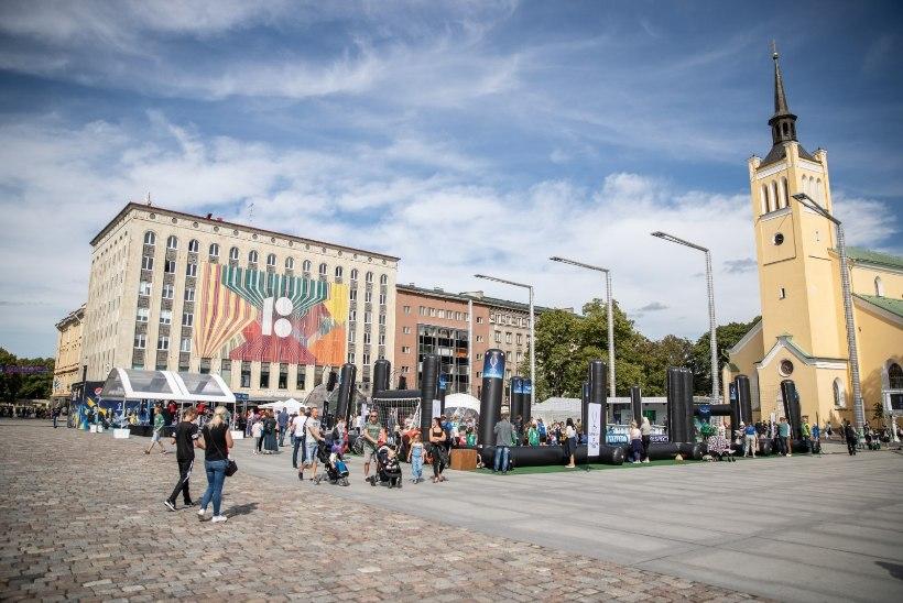 Superkarika finaali ühisvaatamine maksis Tallinnale 102 000 eurot