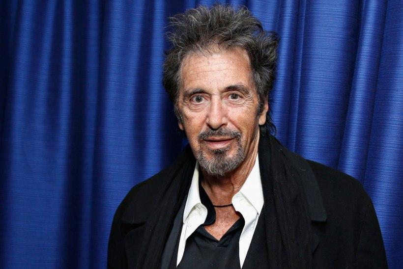 78aastane Al Pacino semmib 39aastase näitlejatariga