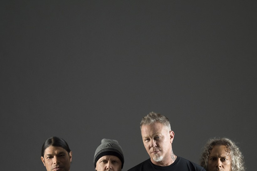Metallica kontserdil saab 2199 euro eest bändiliikmetega aega veeta