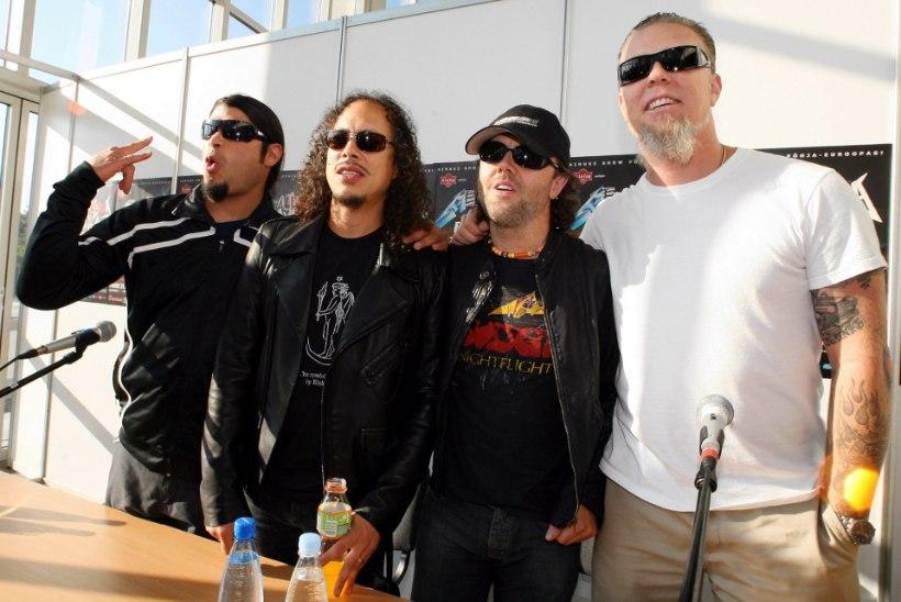 GALERII | Vaata, kuidas Tartus kontserdi andev Metallica siin varem mürgeldanud on