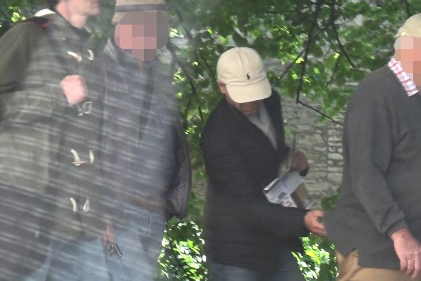 VIDEO | Taskuvargaid tuleb Tallinna nii Soomest kui ka Rumeeniast