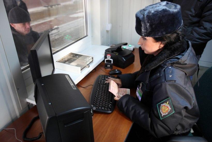Vene piirivalve tugevdas kontrolli Eesti ja Soomega piirnevatel aladel
