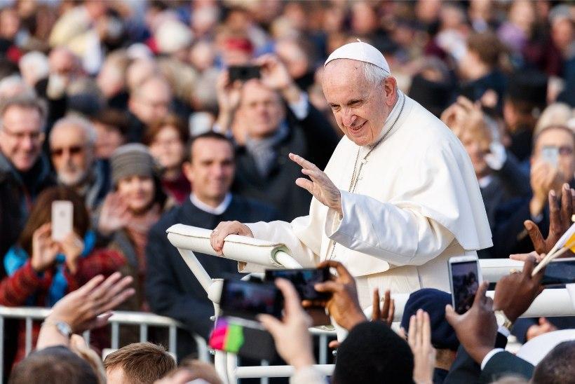 VIDEO | Bianca Mikovitš reisis neli päeva koos paavstiga: ta on väga spontaanne
