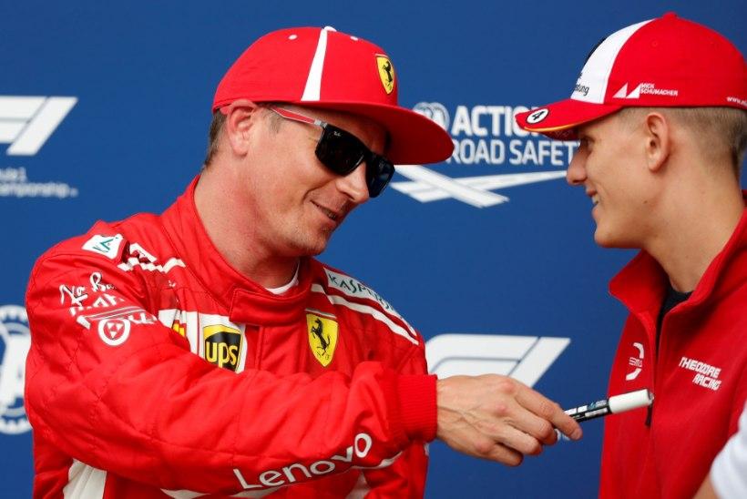 """Miks Räikkönen F1 karjääri ei lõpeta? """"F1 masinad tekitavad Kimis surinat!"""""""