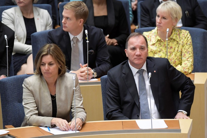 Rootsi peaminister on sunnitud ametist lahkuma