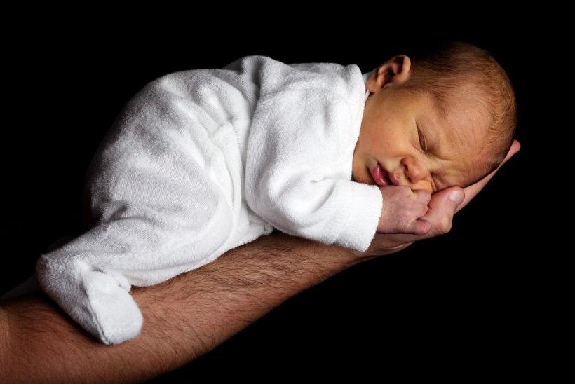 Kolmandik vastsündinutest on haiged. Mullu sündis 3843 haiget last