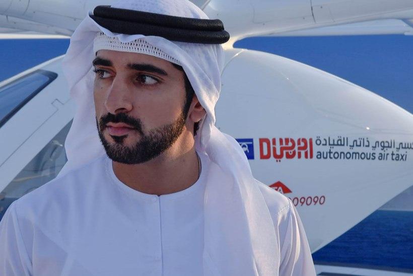 VIDEO   Mais Eestit külastanud Dubai kroonprints on innukas loomakaitsja