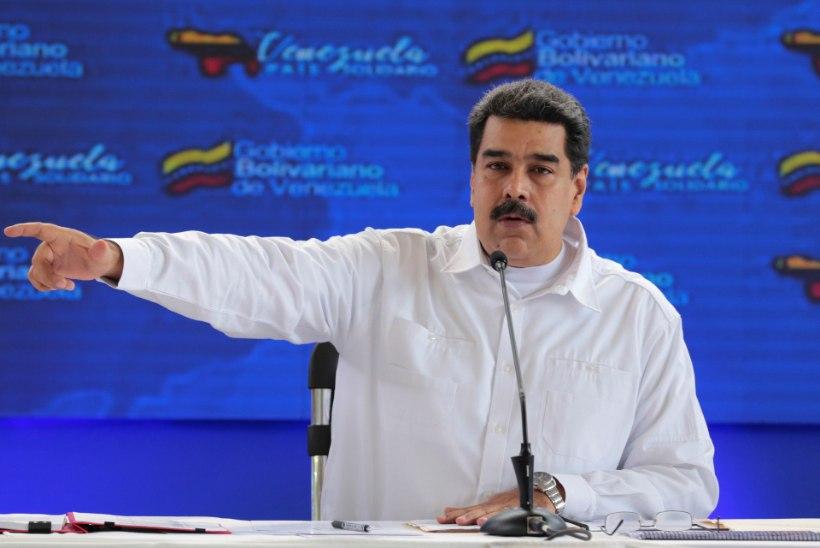 UUE SÕJA OHT: kas Donald Trump võtab oktoobris ette sõjakäigu Venezuelasse?