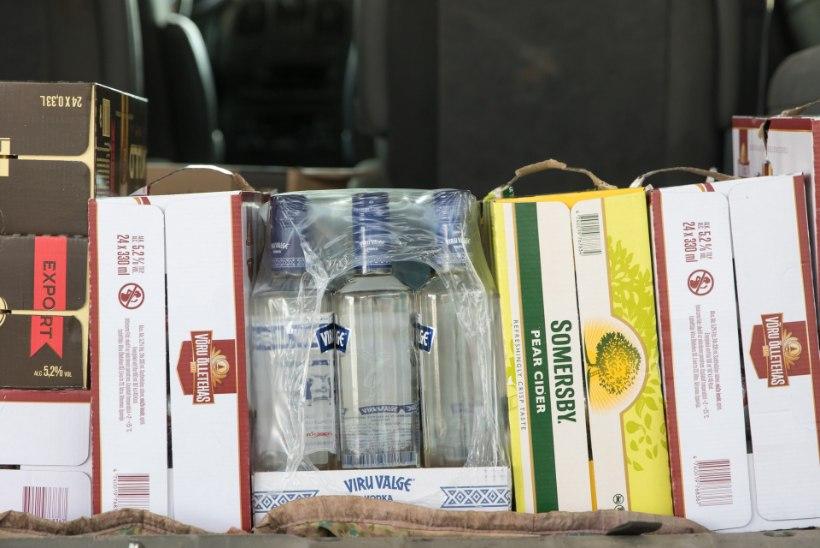 Valitsus toetas järgmiste aastate alkoholiaktsiisi tõusude tühistamist
