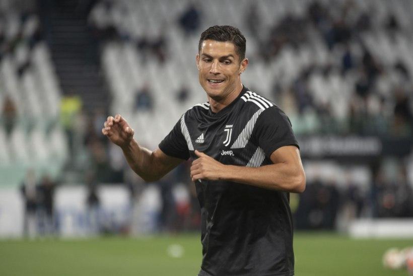 SELGUS MAJAS! Ronaldo saab Old Traffordil ikkagi väljakule tulla