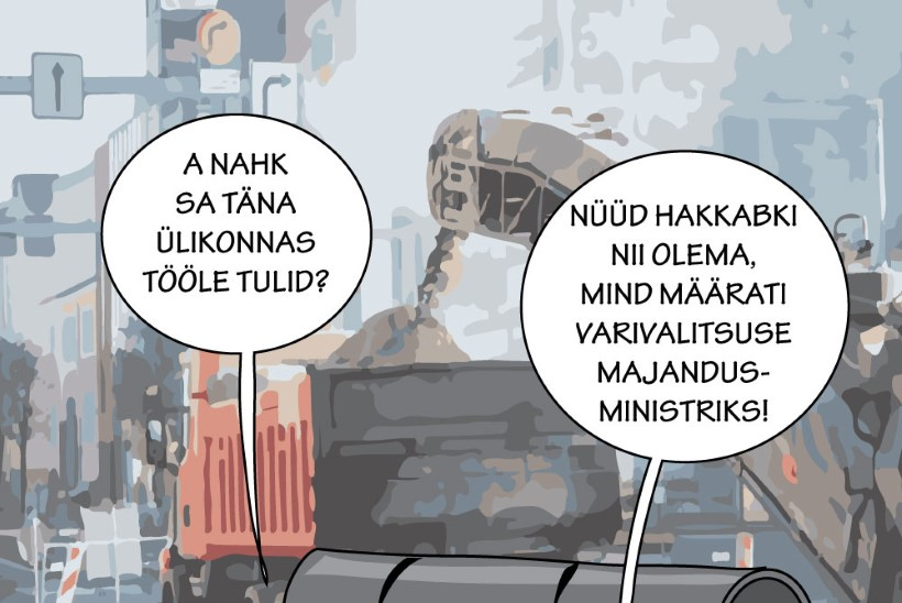 Mart Soidro | Varivalitsused ja Eesti 200