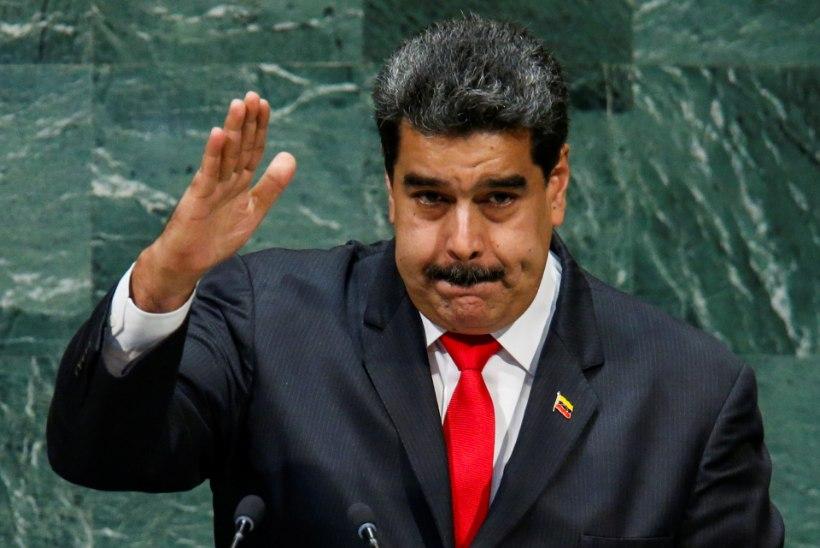 Maduro osales üllatuslikult ÜRO peaassambleel: olen valmis Trumpile tervituskäe ulatama