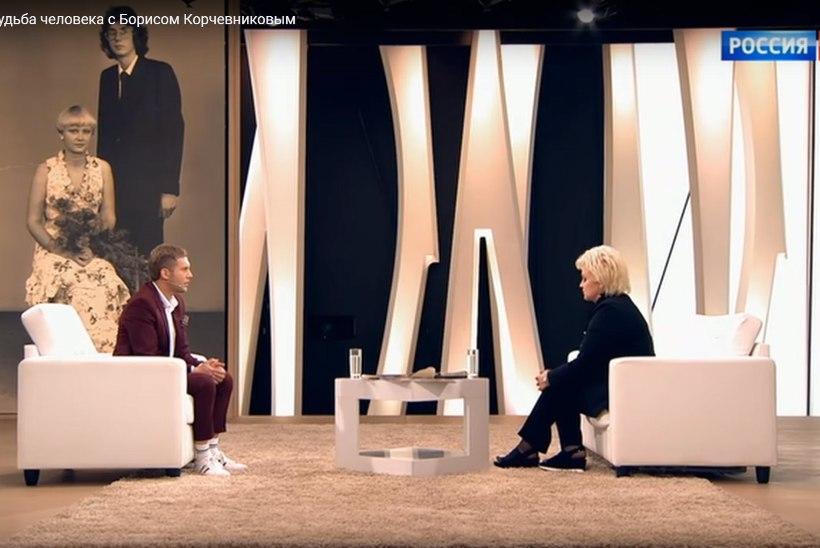 """VIDEO   Anne Veski pihtimus Vene jutusaates: """"Abikaasa peksis mind juba enne pulmi ..."""""""
