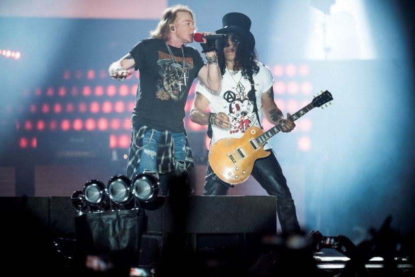 SUPERÜLLATUS! Guns N' Roses annab välja uue albumi