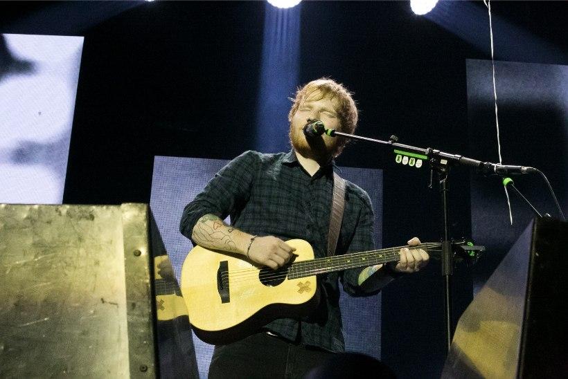 MURELIK LUGEJA: maksin Ed Sheerani kontserdi pileti eest, aga ei saanud seda!