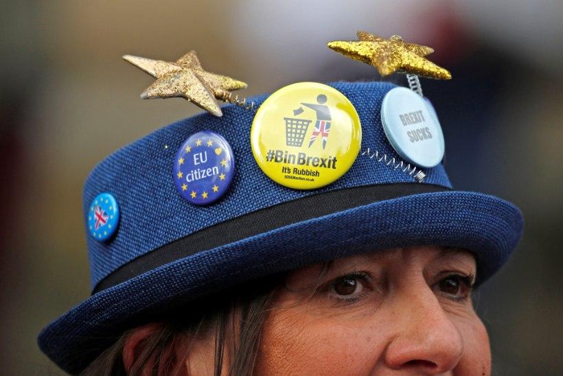 VÄRSKED KÜSITLUSTULEMUSED: britid on Brexiti vastu