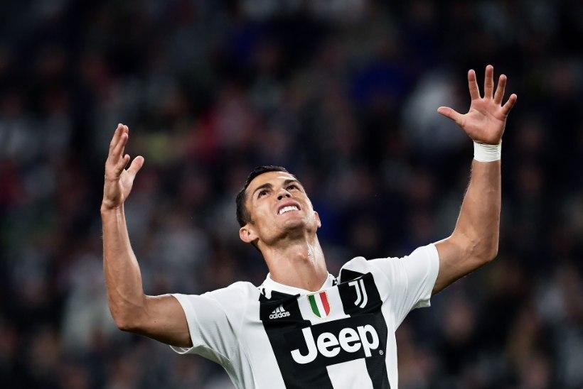 Cristiano Ronaldot süüdistatakse vägistamises