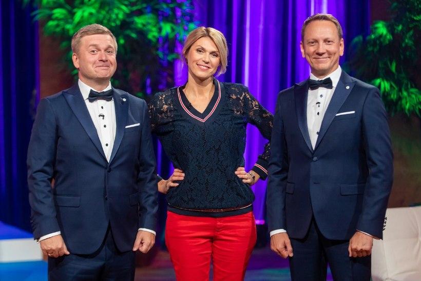 """""""Nädalalõpp Kanal 2ga"""": täna saates Urve Palo, Kethi Uibomägi, Rein Rannap ja koolidirektor"""