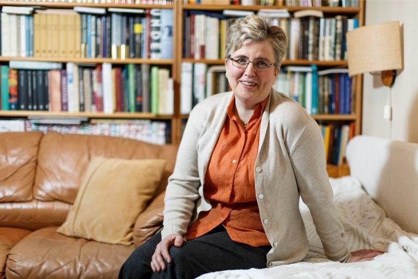 """Vaimulik Annika Laats: """"Mõnikord olen väga kuri Jumala peale, lausa vihane."""""""