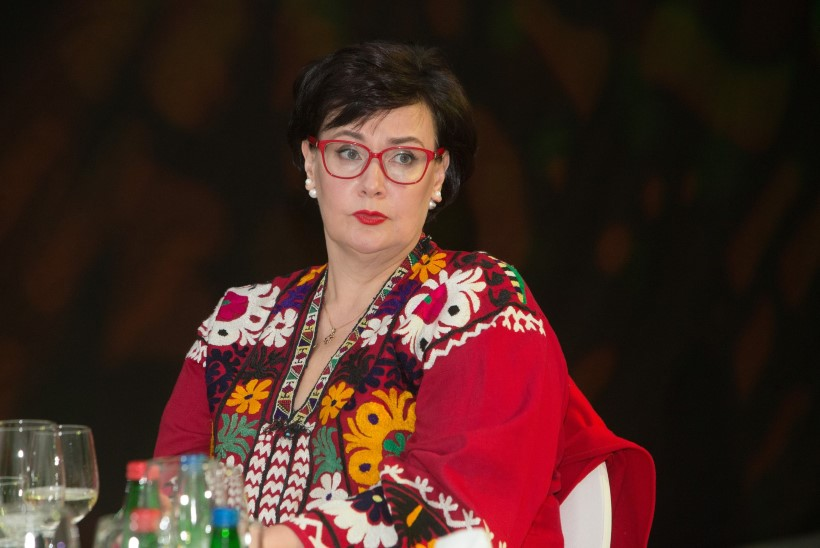 Katri Raik ühines sotsiaaldemokraatidega ja kandideerib riigikokku