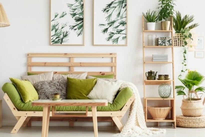HÄID NIPPE: ole ise oma kodu kujundaja