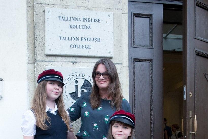 GALERII | Tere, kool! Vaata, milliste staaride võsukesed jäid kooliaktustel Õhtulehe piltnike kaamera ette