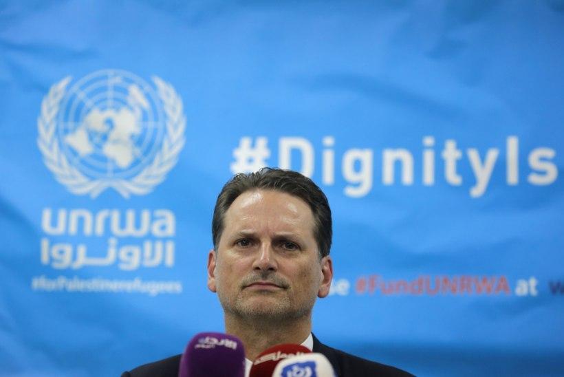 USA peatas ÜRO heategevusameti toetamise, kuna see abistab palestiinlasi