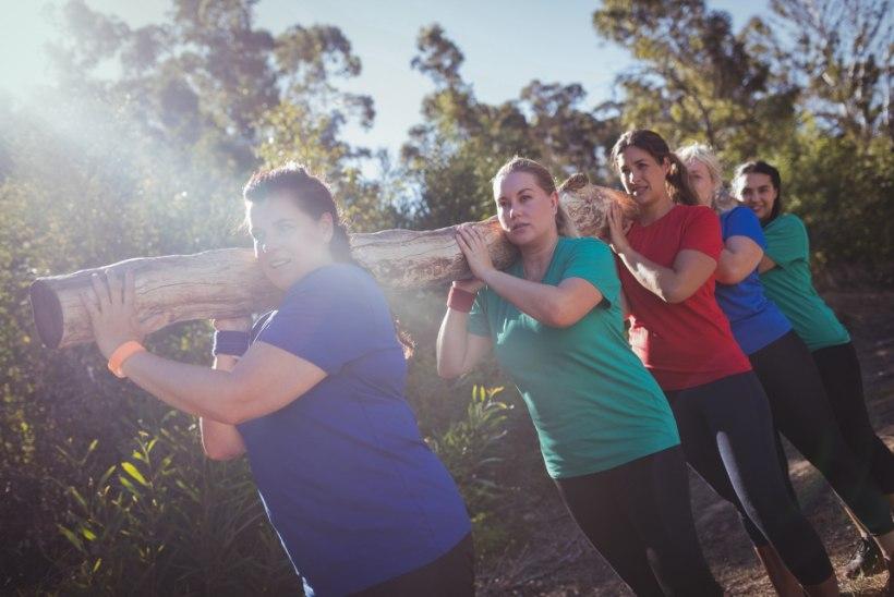 10 nippi, kuidas trennist kujuneks välja harjumus