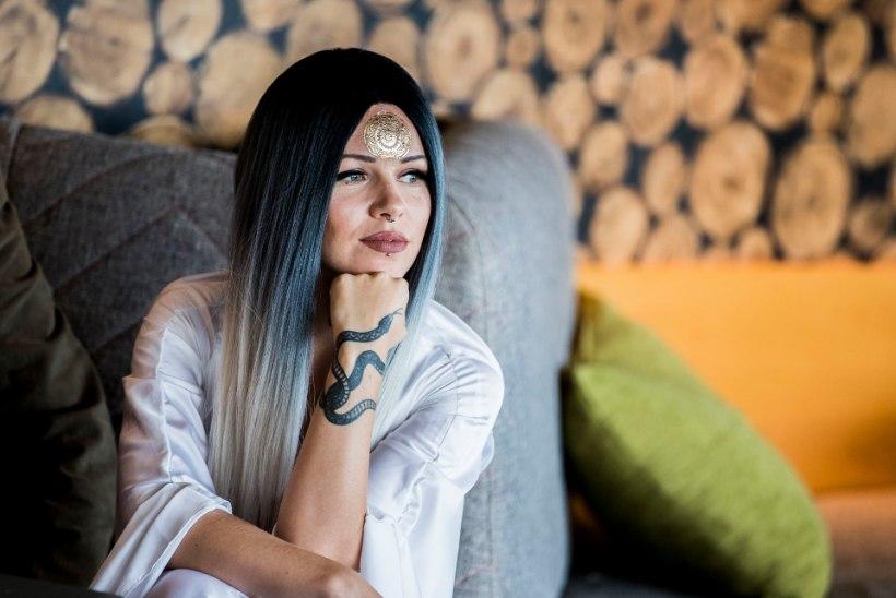 HALDJALIK JUMALANNA: lauljatar Kerli jagas endast eriti seksikat pilti