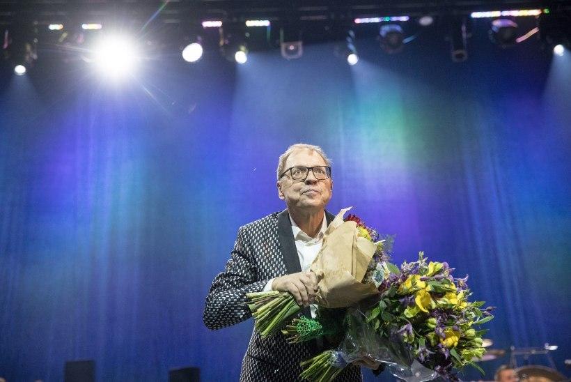 Rein Rannap jäi juubelikontserdiga rahule: lauljad esinesid võimsamalt kui proovides!