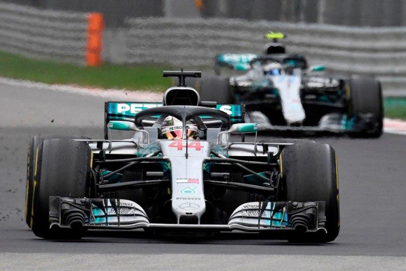 Hamilton võitis Sotšis tänu tiimikorraldusele, Verstappen tõusis 14 kohta