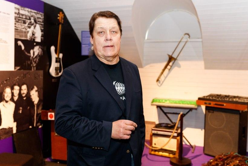 FOTOD | Ivo Linna meenutab kuidas omal ajal välismaa kitarre smuugeldati: kitarrikohvrit lükati laua all jalaga edasi