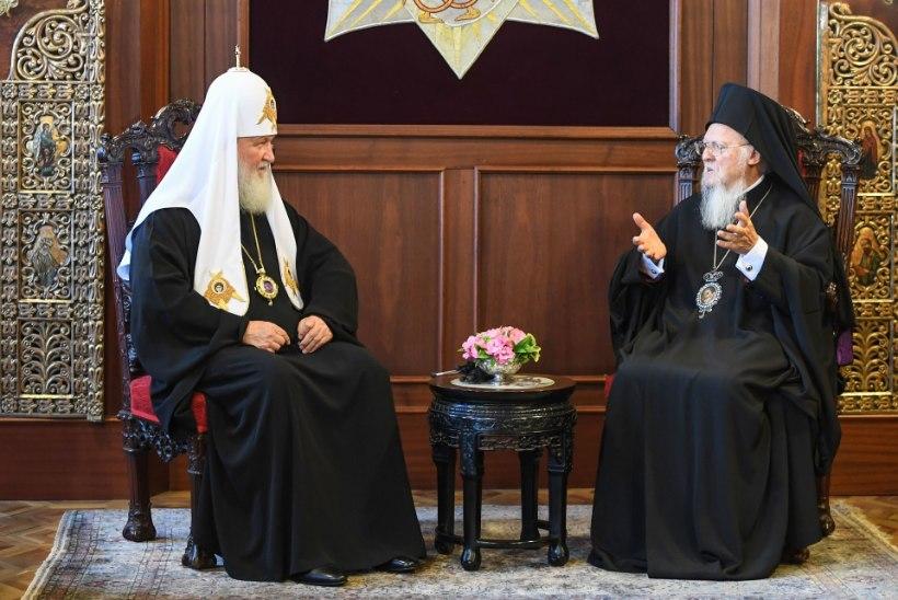 Ukraina plaanib oma kiriku asutada ja Vene õigeusu kirikust lahku lüüa