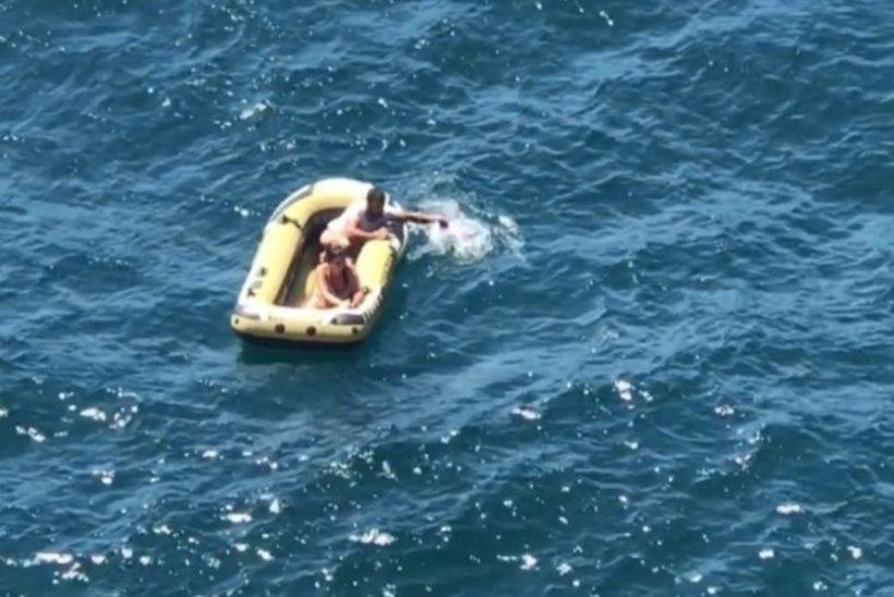 Merehädalised päästis kindlast surmast Kristus ise