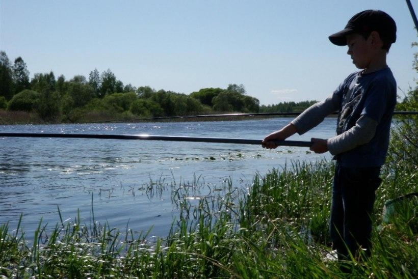 Tartu Loodusmaja kutsub kalastuslaagrisse