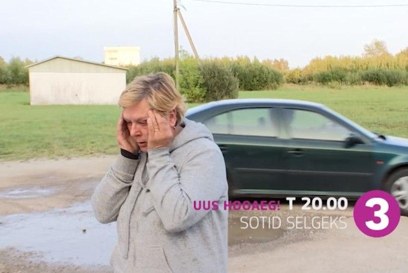 """LIGIMESEARMASTUS: Eesti inimesed soovivad aidata """"Sotid selgeks"""" saates olnud võlgades prouat"""