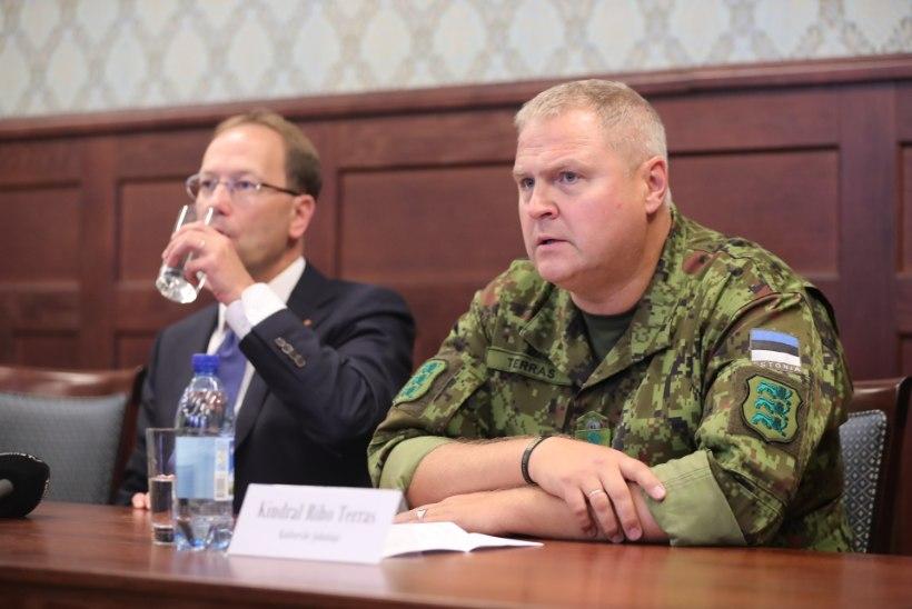 VIDEO   Isa ja poeg jagasid riigisaladust Vene sõjaväeluurele, üks kahtlusalustest on kaitseväe ohvitser