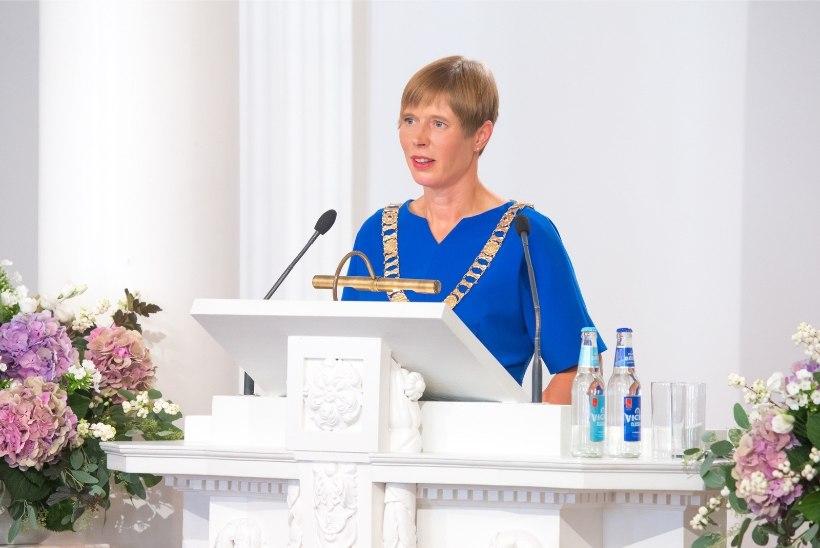 Керсти Кальюлайд призналась, что ее тоже дискриминировали