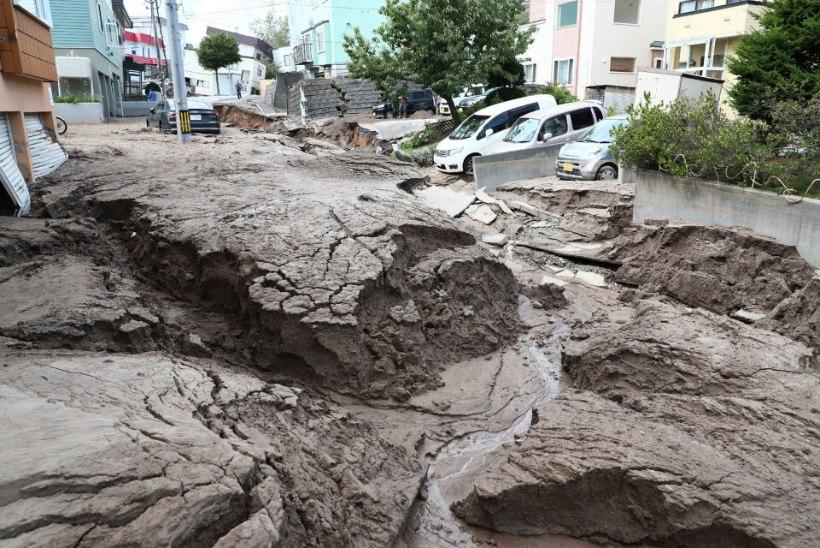 FOTOD ja VIDEO | Jaapanit tabas tugev maavärin, on hukkunuid