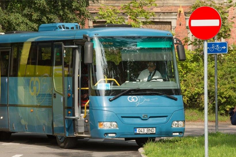 Transpordi ametiühing: bussijuhid, ärge nõustuge tööandjate skeemidega!