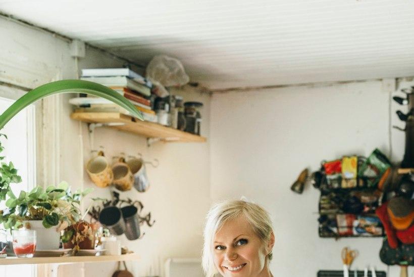 RETSEPT | Heidi Hanso purki pandav seenesalat
