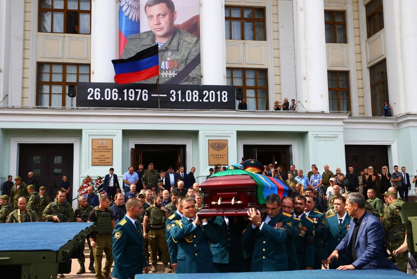 В ДНР отстранили преемника Захарченко и назначили нового главу